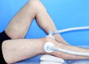 Народные метод лечения бурсита колена