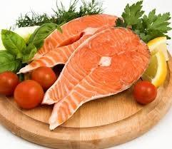 Морская и речная рыба при остеопорозе
