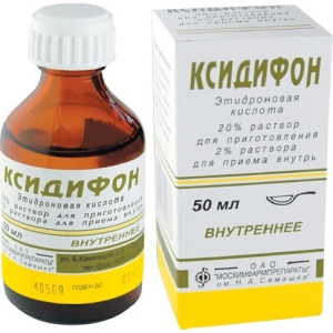 Медикаментозная терапия заболевания