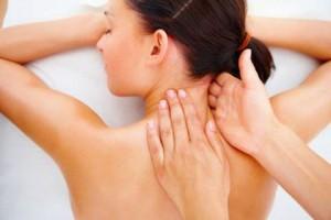 Лечение остеоартроза шеи массажем
