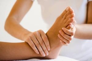 Тугоподвижность голеностопного сустава