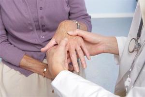 Лечение остеоартроза кистей рук